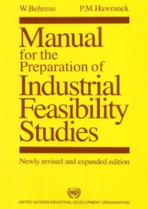 Методика Юнидо Manual for the Preparation of Industrial Feasibility Studies